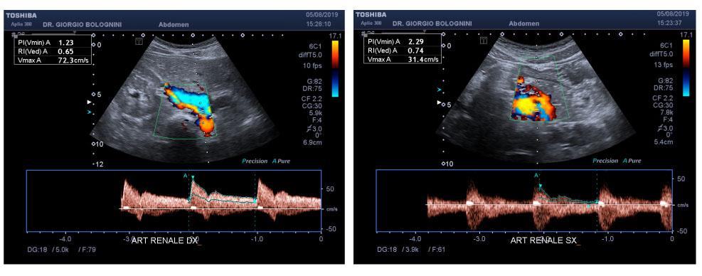 Dott. Giorgio Bolognini - ecografia diagnostica, addome..